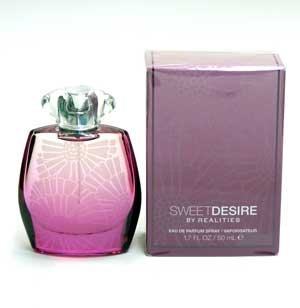 Liz Claiborne Realities Sweet Desire by Liz Claiborne for Women. Eau De Parfum Spray 1.7-Ounce -