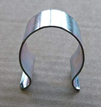 Culture-Serres di/ámetro 32 mm. Lote de 12 Clips de fijaci/ón de Metal