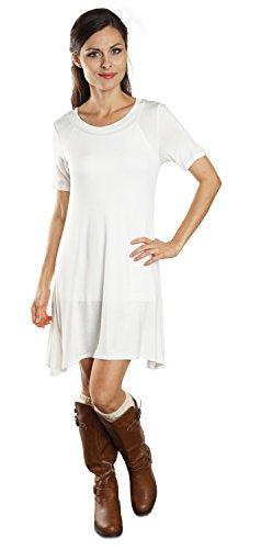 Buy ivory dresses plus size - 4