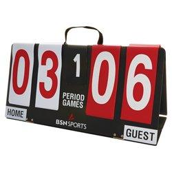 Portable Manual Scorekeeper