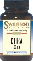 DHEA 100 mg 60 Caps
