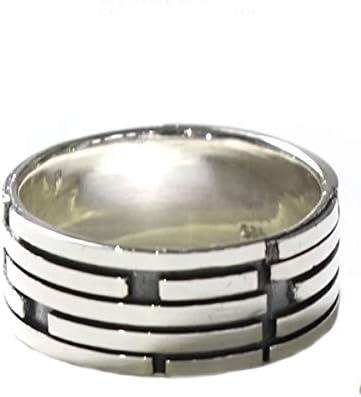 シルバーリング シルバー925 リング ライン 10mm 15-27号 指輪