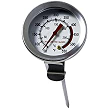 CHARD DFT-5 Deep Fry Thermometer, 5 Inch, Stainless Steel