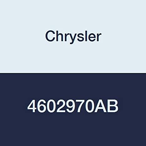 Genuine Chrysler 4602970AB Seat Switch