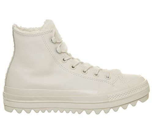 Sneaker Star Hi White Lift Donna Ripple Converse Vintage All Bianco UvTqxARw