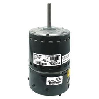 51 24376 02 oem upgraded rheem ecm blower motor 1 hp 120 for Ecm blower motor tester
