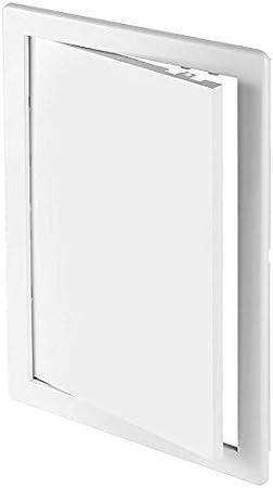 200x400mm ABS Bianca Plastica Pannello Durevole Ispezione Portello Accesso