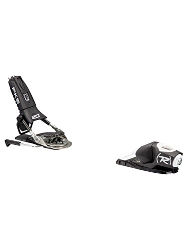 Mountain Bindings (Rossignol Fks 120 Ski Bindings Black/White Sz 115mm)