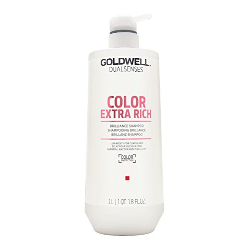 Goldwell Dualsenses Color Extra Rich Shampoo By Goldwell for Unisex - 34 Ounce Shampoo, 34 Ounce