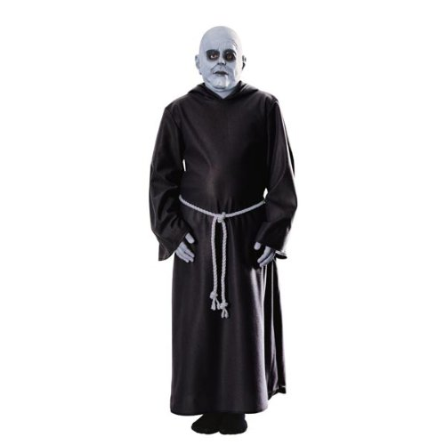 4 Family Costume (The Addams Family Fester Child Costume Size: Small (4-6))