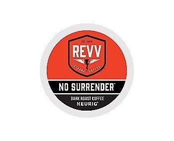 REVV NO SURRENDER Coffee Keurig K-Cup Pods (96 Count)