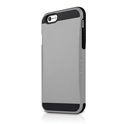 ITSKINS IAPH6-EVLTN-SLVR Evolution-Schutzhülle für Apple iPhone 6 silber