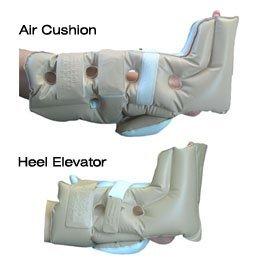 Foot WAFFLE Air Cushion Medium, Calf Size (12'' - 14'')