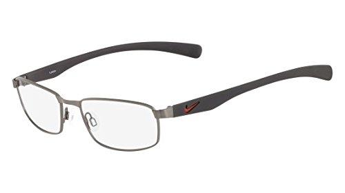 NIKE Eyeglasses 4255 033 Brushed Gunmetal 52MM