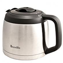 Breville replacement thermal carafe with lid