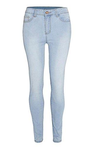 Unko Womens Super Comfy Stretch Denim Skinny Jeans high-quality