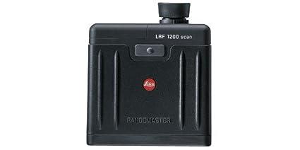 Amazon com: Leica Rangemaster 1200 Scan Mode/Black Rangefinder