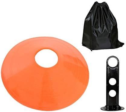 Juegos de conos deportivos 10 pcs Marcadores espaciales Agilidad ...