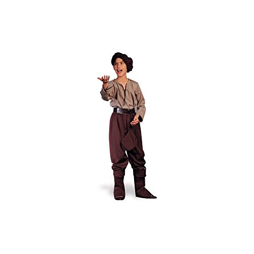 [Renaissance Peasant (Standard;Child Medium)] (Peasant Halloween Costumes)