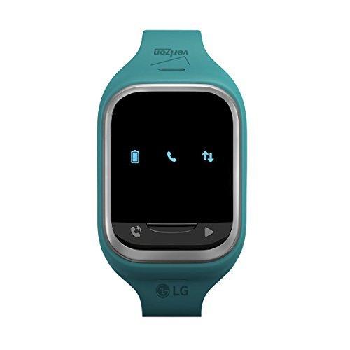 LG VC110 GizmoPal 2 Verizon Wireless GPS Blue Wearable Smart Watch