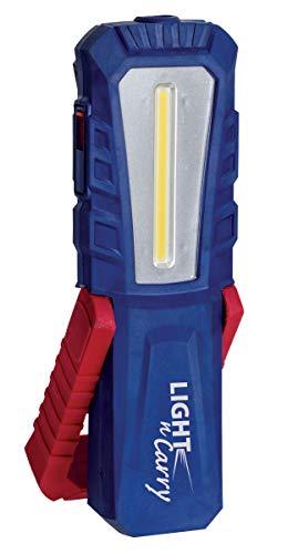 Clore Automotive Light-N-Carry LNC1541 Rechargeable COB LED Work Light with