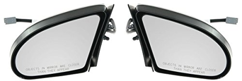 Power Side View Mirrors Left & Right Pair Set for Thunderbird SC Cougar XR-7 Mercury Cougar Door Mirror