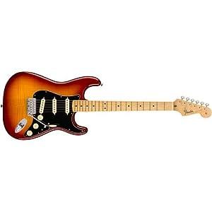 Fender Rarities American Original Flame Ash Stratocaster