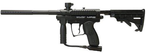 (Spyder MR100 PRO Semi-Auto Paintball Marker (Diamond/Black))
