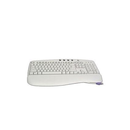 27df5480590 Amazon.com: Logitech Deluxe Desktop Keyboard & Mouse: Computers &  Accessories