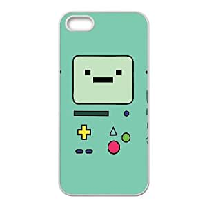 Adventure Time Beemo iPhone 5 5s Cell Phone Case White&Phone Accessory STC_190221
