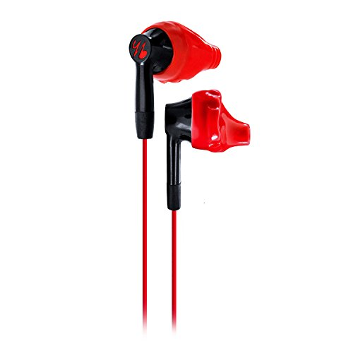 Yurbuds Inspire 200 Fitness Headphones (Red)