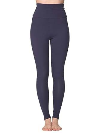 American Apparel Women's Cotton Spandex Jersey High-Waist Leggings Size S