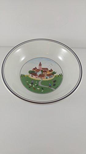 Villeroy & Boch Design Naif Fruit Dessert Bowl 5 5/8