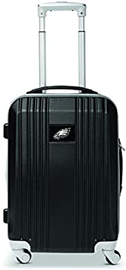 Denco Unisex-Adult NFL Round-Tripper Two-Tone Hardcase Spinner NFL Pittsburgh Steelers Round-Tripper Two-Tone