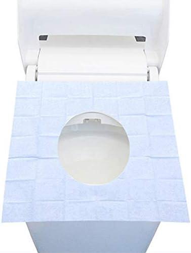 10個使い捨てトイレパッド 使い捨て旅行用品 防水トイレパッド 環境に優しいトイレパッド 旅行トイレ便座紙