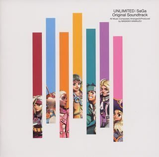 Unlimited Saga Original Soundtrack by Game Music (2003-01-22)