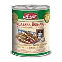 Merrick Summer Seasonals BallPark Bonanza Grain Free Canned Dog Food