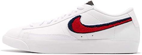 Nike Men's Blazer Low 3D, White