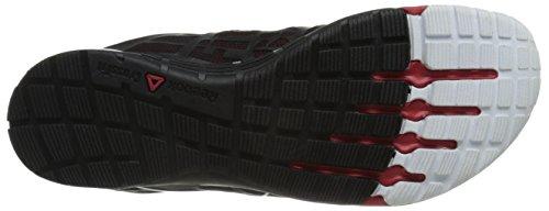 Reebok Mens Crossfit Nano 3.0 Training Shoe Black/White/Excellent Red rqlod