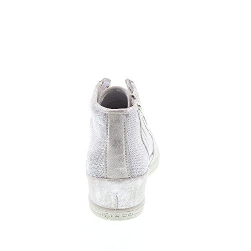 IGI & CO 5784 Sneaker MID bianco 500 BIANCO Taglia 40