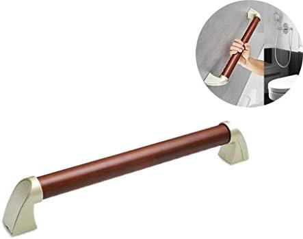 バスルーム安全グラブバーバランス手すりシャワーアシストバスタブハンドサポートレール壁掛けハンディキャップ、バスハンドル、高齢者タオルバー、40cm