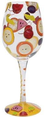 Lolita Sangria Wine Glass - Santos Sangria