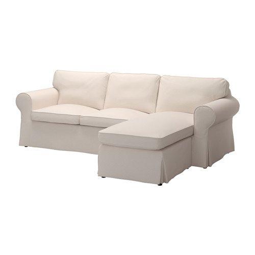 Amazon.com: IKEA Seccionales, 3 plazas, lofallet Beige ...