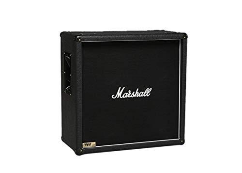 Marshall 1960B 300-Watt 4x12-Inch Straight Guitar Extension Cabinet (4x12 Cab Straight)