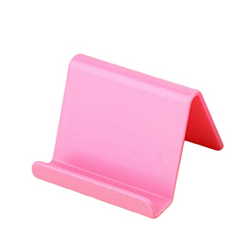 Moligh doll Universal Plastic Phone Holder Stand Base Smartphone Mobile Phone Bracket