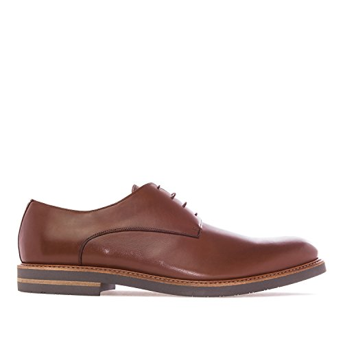 Andres Machado.6188.oxford Scarpe In Crosta.made In Spain.mens Grandi Misure: Us M13 A M16 Marrone 2 Pelle