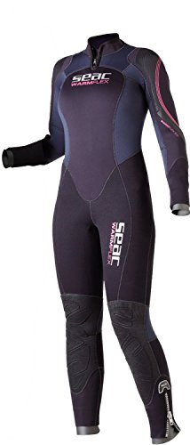 Seac Sub Wetsuit WARM FLEX Lady 5mm, Size Large by SEAC