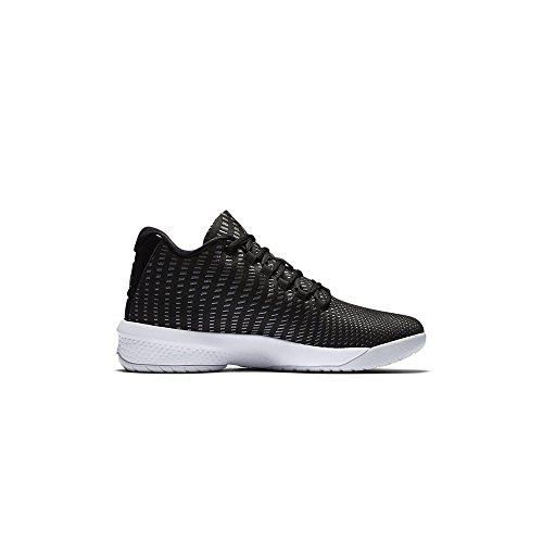 B Basketball Jordan Grey White Nike Men's Pure Fly Black Dark Platinum Jordan Shoe tvFtqpXn