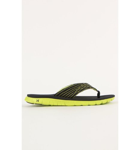 Hurley - Mens Phantom Sandals, Neon Yellow