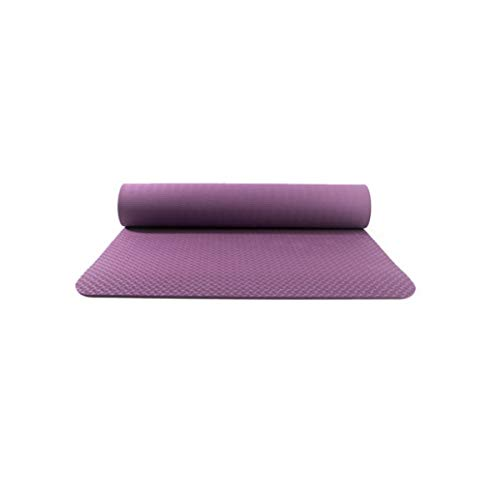 Amazon.com : Aishanghuayi-ou Yoga Mat, Thick and Comfortable ...